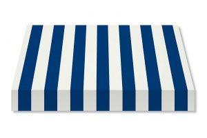 R-016 120СМ Blanco-Azul